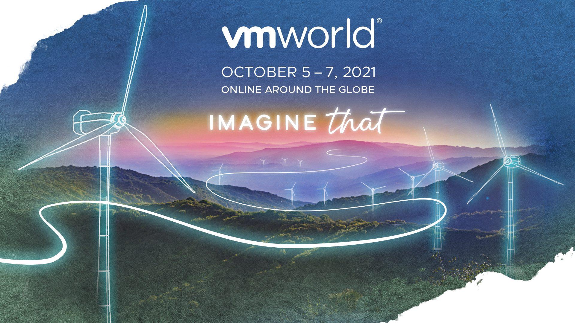 VMworld Broadpeak Imagine that